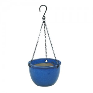"10"" Madison Hanging Pot.  4 pieces"
