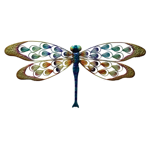 35u2033 Dragonfly Wall Decor