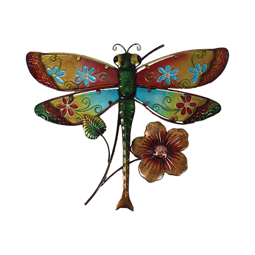 21u2033 Dragonfly Wall Decor