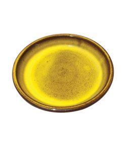 Hot Tropical Bimini Bowl Planter Saucer S/4